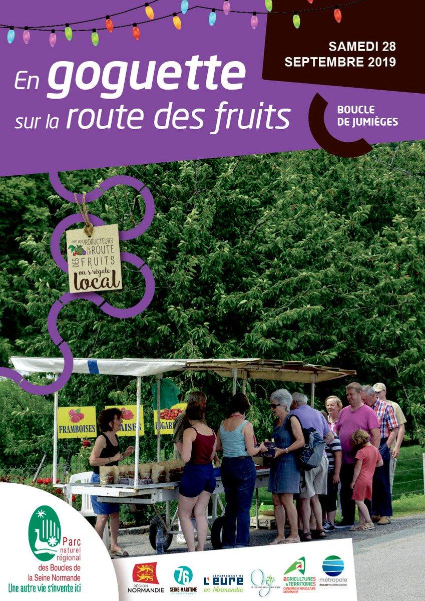 Les Boucles De La Seine 2019 : boucles, seine, Naturel, Régional, Boucles, Seine, Normande, Twitter:,