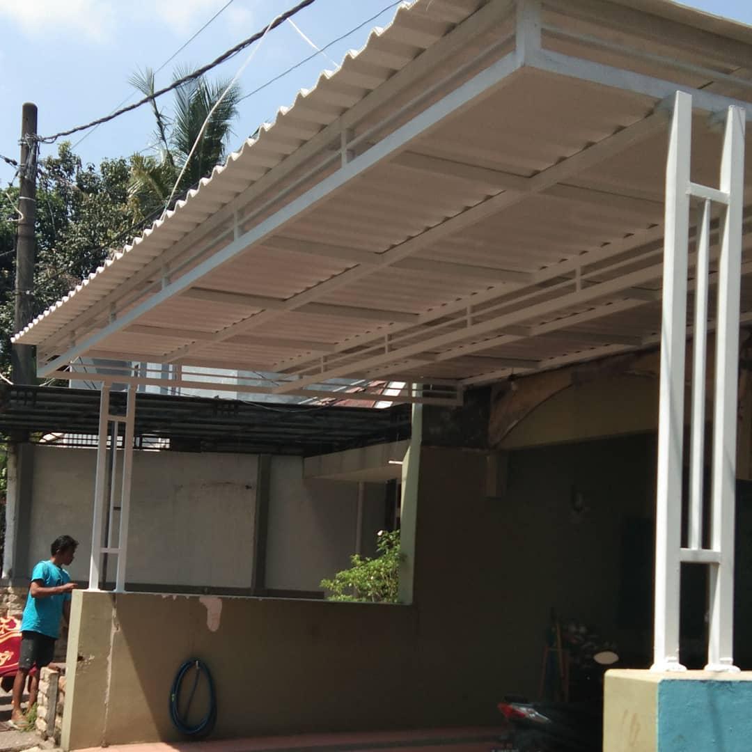 canopy baja ringan di jakarta kanopi dan las twitter