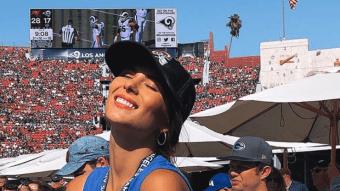 Shelby Bay: I Was Raised A Lions Fan, Now's I'm A Rams Fan & Also A Packers Fan