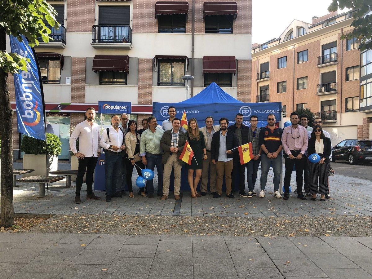 PP de Valladolid PPValladolid  Twitter