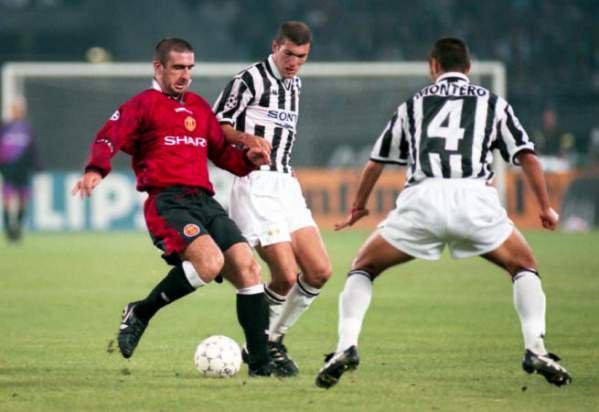 Ronaldo, zidane, cantona and the most infamous red cards. 90s Football On Twitter Eric Cantona Vs Zinedine Zidane And Paolo Montero