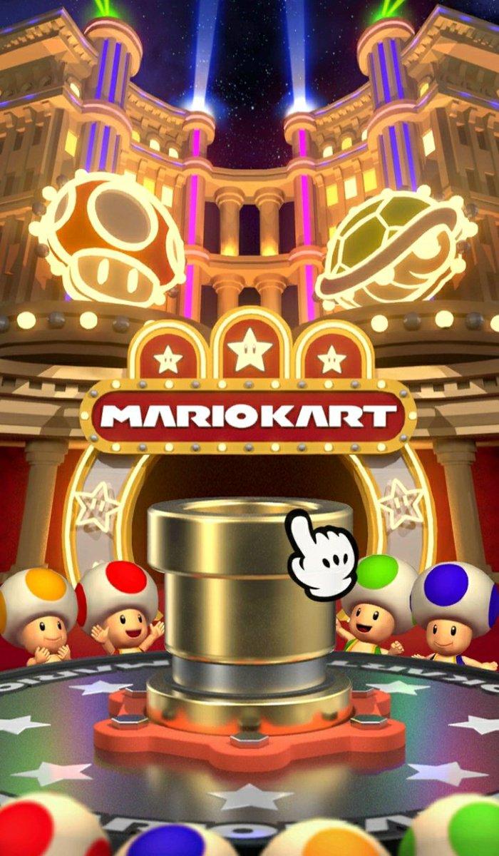 Mario Kart Tour Percuter 3 Tuyaux : mario, percuter, tuyaux, (@Alex77158459), Twitter