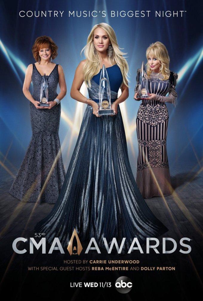 CMA, Awards, CMA Awards 2019, 2019