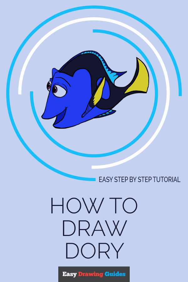 How To Draw Dory : Drawing, Guides, Twitter:,