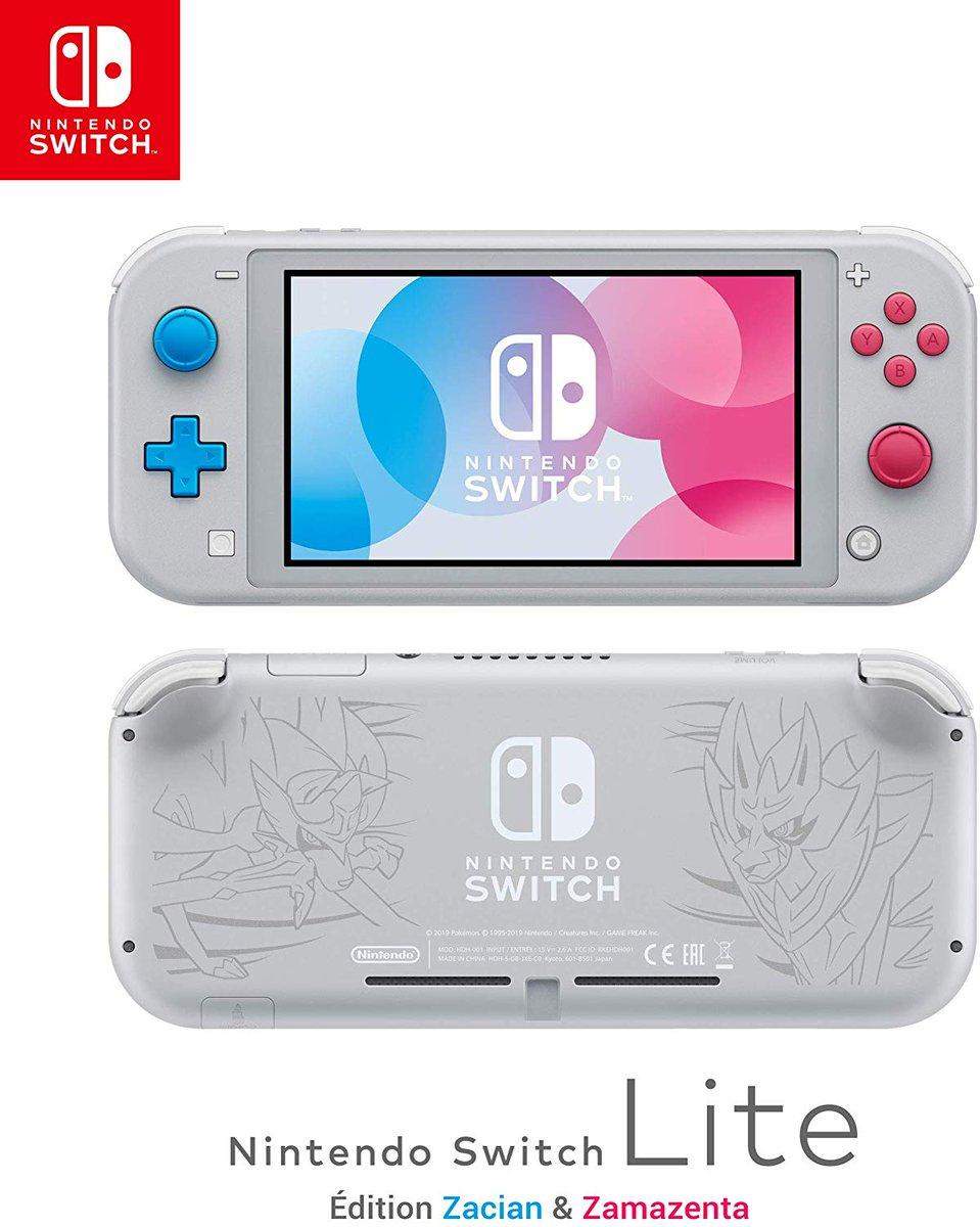 Nintendo Switch Lite Leclerc : nintendo, switch, leclerc, Nintend'Alerts, Twitter:, Console, Nintendo, Switch,