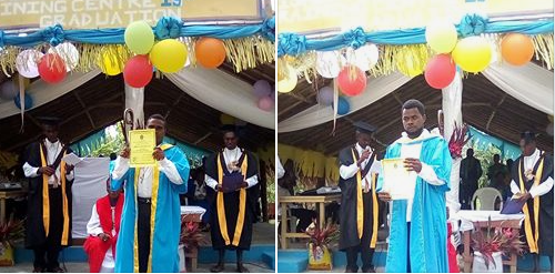 Congratulations to all students of Fisheryoung school of theology, catechist school and Rural Training center at Port Patteson.