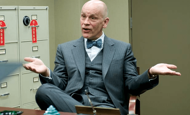"""Anthony Zurcher on Twitter: """"Clearly John Malkovich's character in Burn After Reading was an homage to George Kent.… """""""