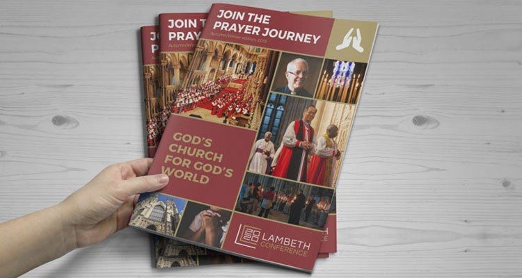 Join the Prayer Journey!  A movement of prayer for the Lambeth Conference & Anglican Communion.  Walk, listen and witness together as a…
