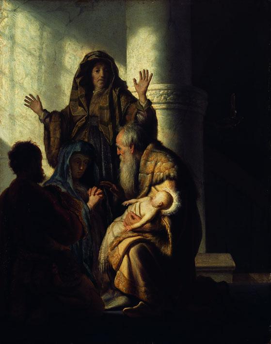 test Twitter Media - Habt ihr schon die Ausstellung #Rembrandt. Meisterwerke aus der Sammlung gesehen? Nein? Nutzt die Chance und besucht einer unserer Führungen: z.B. am So, 24.11. um 11 Uhr oder Do, 28.11. um 19 Uhr mit dem Kurator! Rembrandt Harmensz. van Rijn, Simeon und Hanna im Tempel, 1627 https://t.co/qRKSdcJuFn