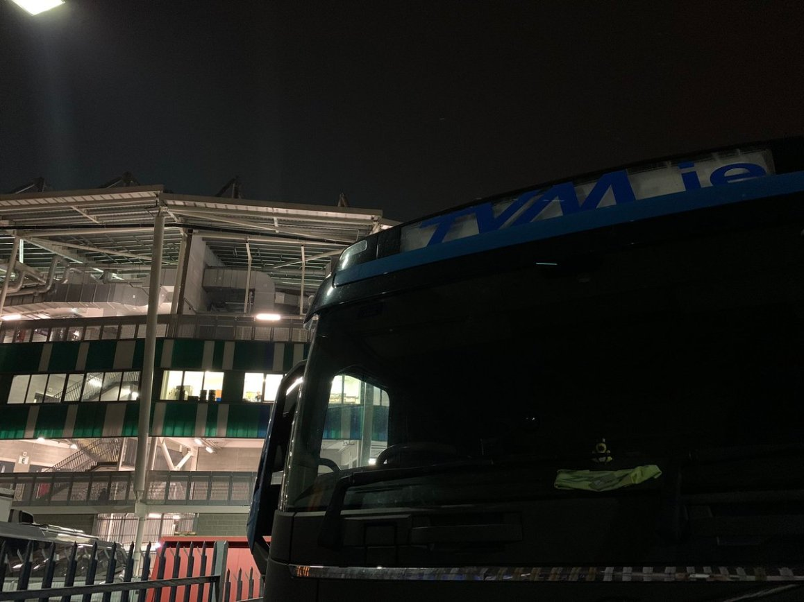 test Twitter Media - We are in Windsor Park Belfast tonight for Northern Ireland v Netherlands in a Euro 2020 qualifier, watch us on Sky sports. https://t.co/RWq2eOkmOC