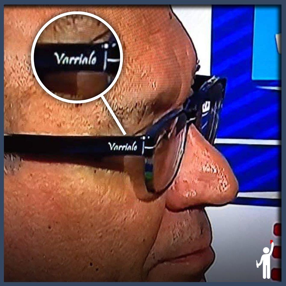 5 years ago5 years ago. Calciatori Brutti On Twitter La Personalita Di Enrico Varriale Che Indossa Occhiali Brandizzati Enrico Varriale Italiaarmenia