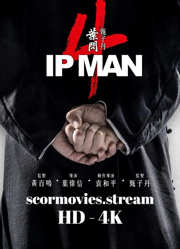 Download Ip Man 4 Subtitle Indonesia : download, subtitle, indonesia, Finale, English, (@YipMan4_movie), Twitter