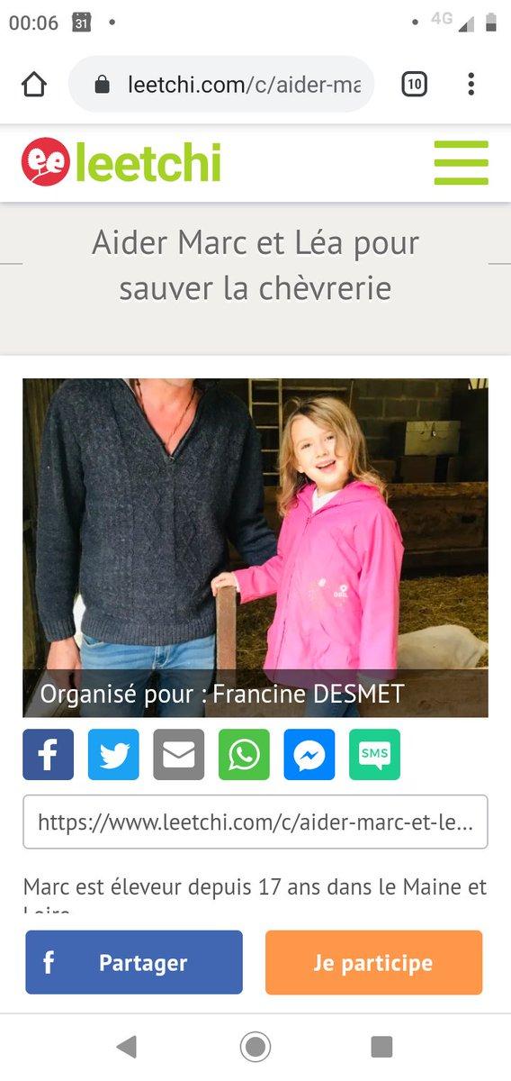 Marc Et Lea Sauver La Chevrerie : sauver, chevrerie, Olivier, (@Olivier85919133), Twitter