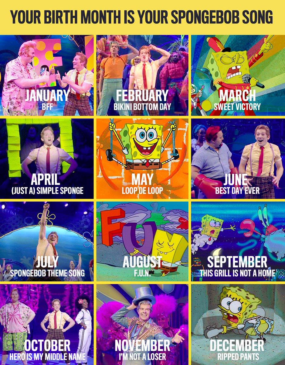 Who Am I Song Spongebob Squarepants : spongebob, squarepants, SpongeBob, Twitter:,