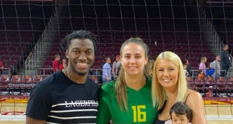 Meet Jade Sadeiko – RG3's Sister In Law