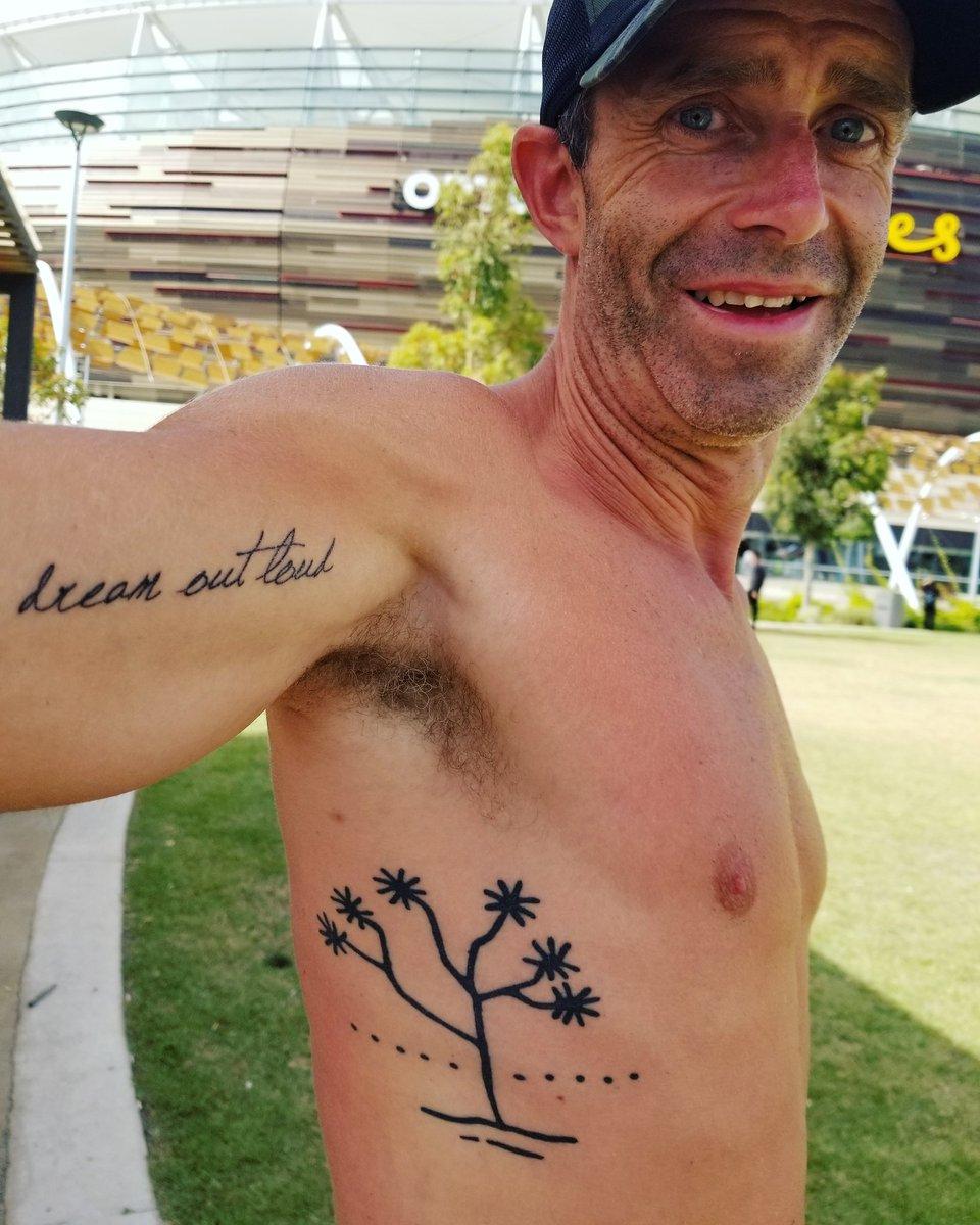 Joshua Tree Tattoo : joshua, tattoo, Tattoo, Project, Twitter:,