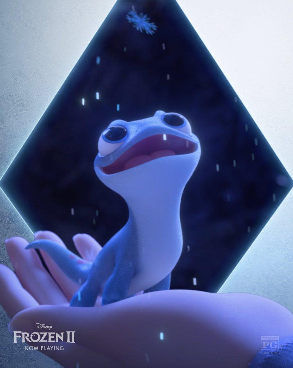 Lizard Frozen 2 : lizard, frozen, Disney, Twitter:,