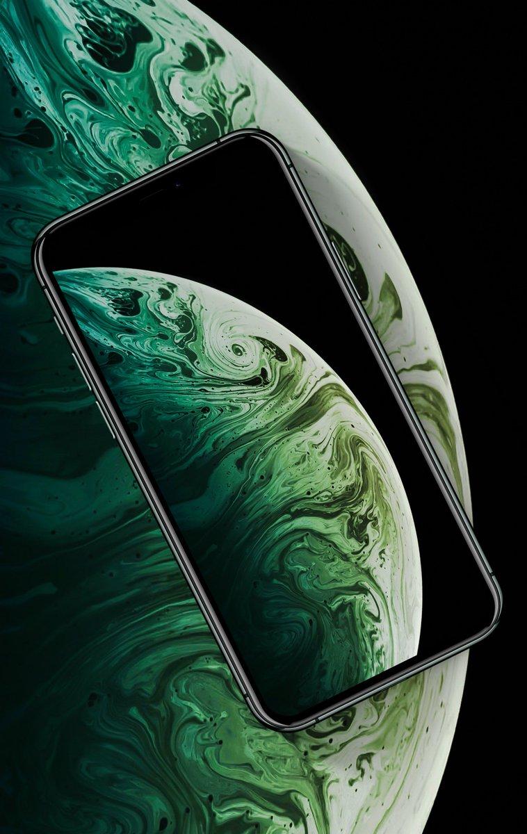 Midnight Green Wallpaper Iphone : midnight, green, wallpaper, iphone, Twitter:,