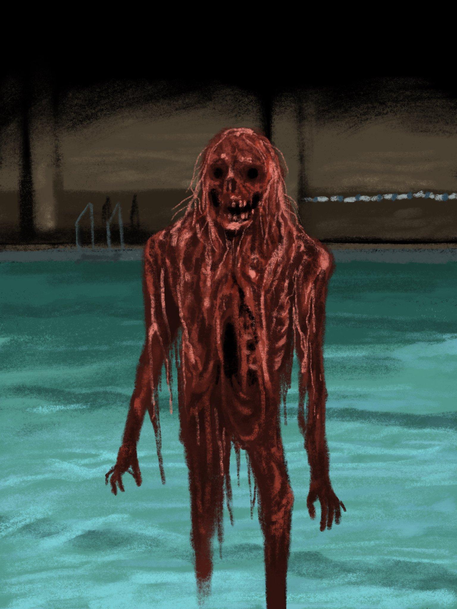 The Tale Of Dead Man's Float : man's, float, 👁️Trevor, Henderson👁️, Twitter:,