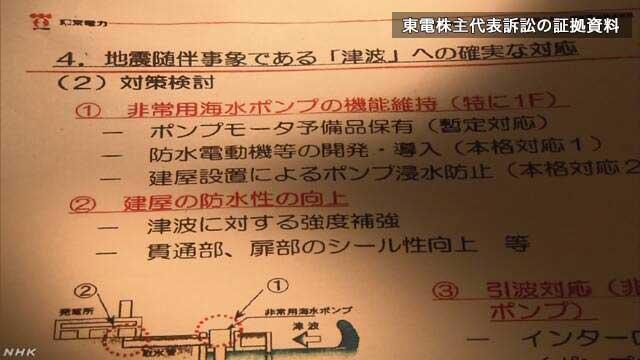 test ツイッターメディア - 引用: 「長期評価」を取り入れるか、入れないか。2007年12月、太平洋岸に原子力施設をもつ東京電力と日本原電、東北電力と日本原子力研究開発機構の4社が集まった。 われわれはそのときの資料を入手した。そこには、「考慮しないと言えれば助かる」「否定する材料がない」などと意見が分かれたことが https://t.co/Ie0V2HfTYR