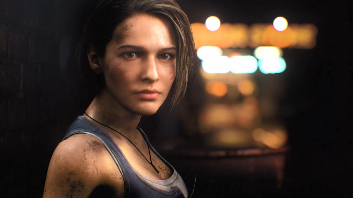 Image for the Tweet beginning: Resident Evil 3 comes to