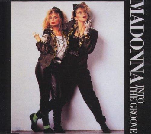 Madonna - Into The Groove (1985) 歌詞 lyrics《經典老歌線上聽》