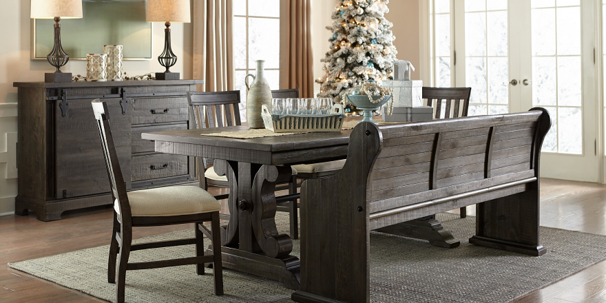 Havertys Furniture On Twitter Our Blue Ridge Dining Collection Is The Perfect Gathering Spot For Family And Friends Get 100 Off Every 1000 When You Use Code Dec19 Start Browsing Https T Co Zrt2dumzaq