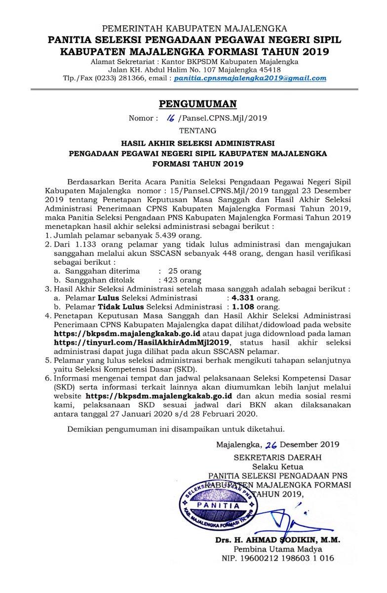 Bkpsdm Kab Cirebon : bkpsdm, cirebon, BKPSDM, Kabupaten, Majalengka, Twitter:,