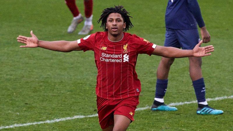 "Liverpool FC on Twitter: ""Happy birthday, Yasser Larouci! 🎉… """