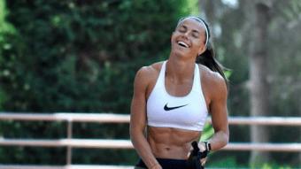 Meet Maryna Bekh-Romanchuk – Ukrainian Long Jumper