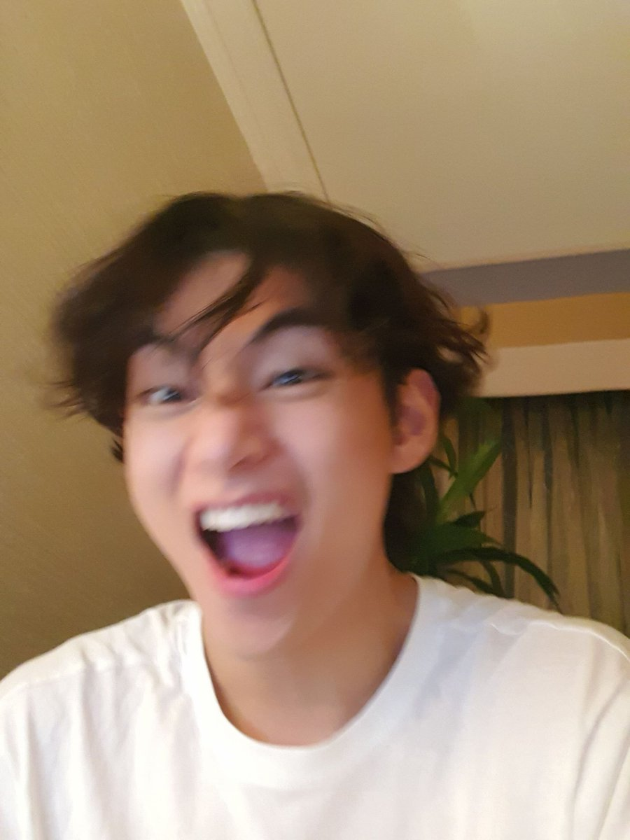 Taehyung Funny Face : taehyung, funny, FACTS, Twitter:,