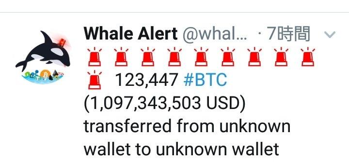 test ツイッターメディア - ビットコイン大口投資家くじら情報バイナンス【1時間】買い8.7億<売り11.9億【日足】買い107.7億<売り120.4億ビットコインは、下の一枚目の真ん中の薄い二本の線をみますと、94万~96万前後、上は97万で、推移してます。大口のデーターでは売り圧力が強めです。送金情報は、参考迄。 https://t.co/J6Noh8DjZu
