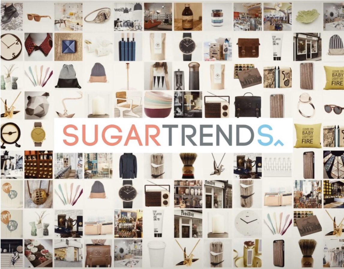 Sugartrends Sugartrends توییتر