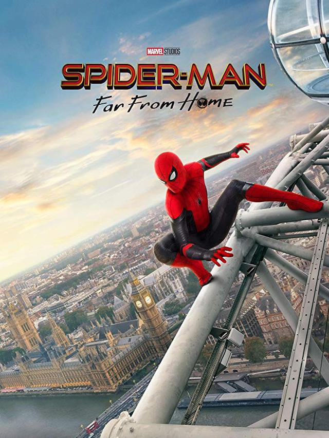 Spider Man Far From Home Lk21 : spider, Rumahfilm, (@rumahfilmku), Twitter
