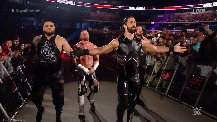 "Seth Rollins Fans on Twitter: ""Royal Rumble 2020 Screencaps #SethRollins  #MondayNightMessiah Gallery: https://t.co/8B70ibIEEI… """