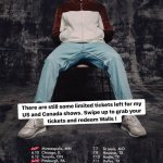 Louis Tomlinson News Media On Twitter Ig Louis Posted This On Instagram To Remind Fans To Get Their Hands On Us Canada Tickets And Redeem Their Copies Of Walls Https T Co Ogbotbkf9b