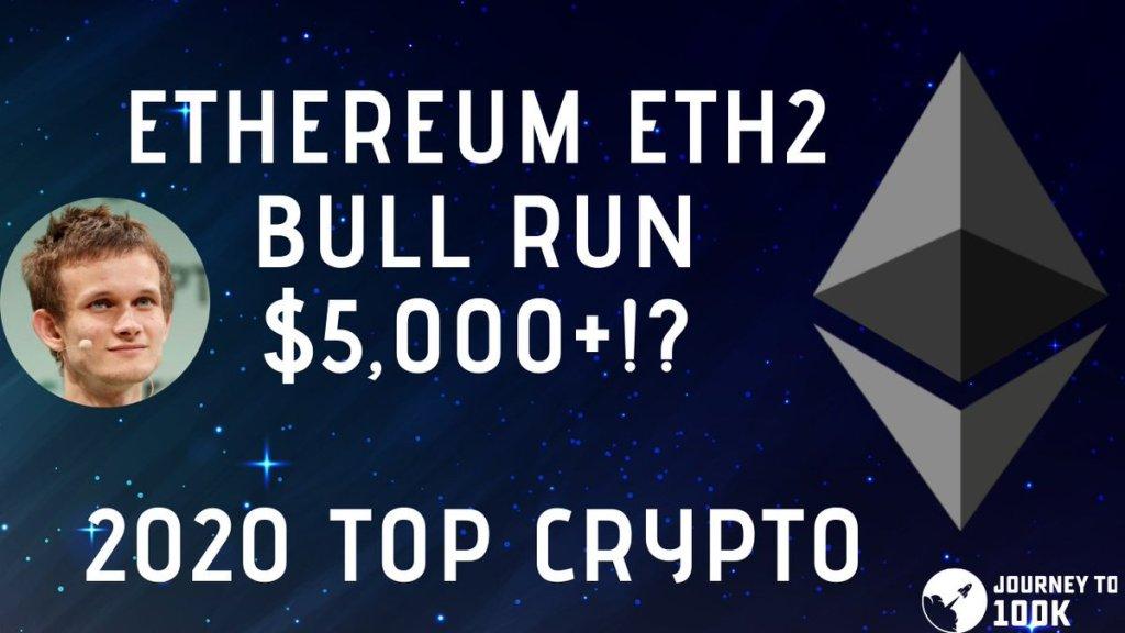 Ethereum Bull Run Coming!?  $5,000-$10,000 $ETH price speculation  ETH2 - Stakin... 6
