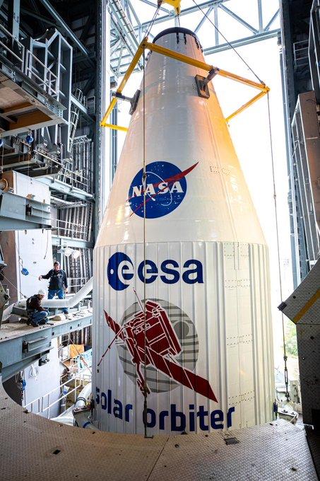 Solar Orbiter – February 05, 2020 at 05:56PM
