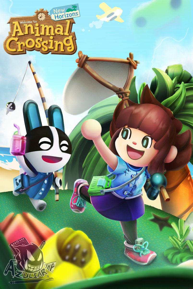 Animal Crossing New Horizons Avatar : animal, crossing, horizons, avatar, Trần, Twitter:,