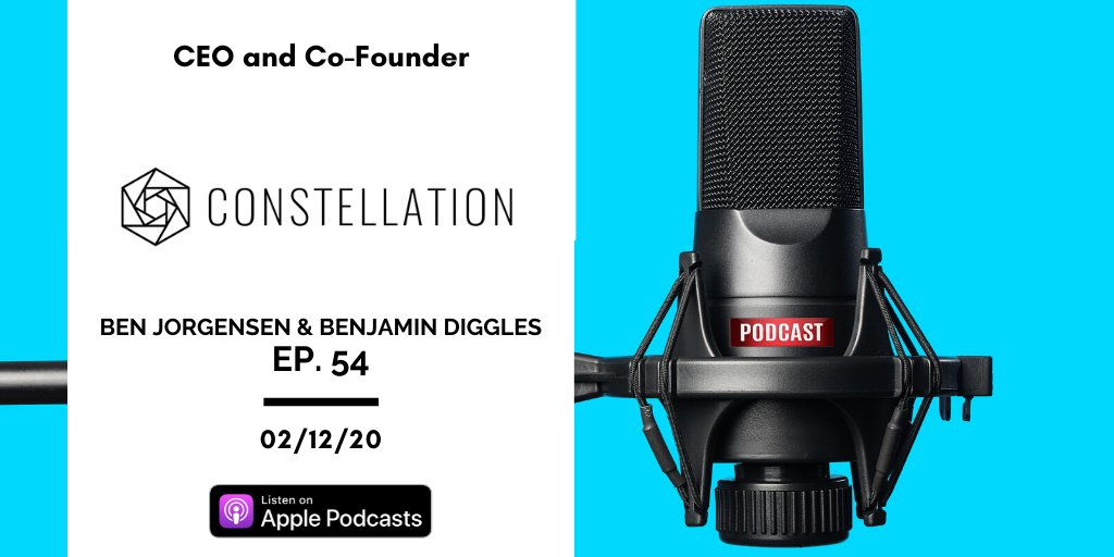 New episode! CEO Ben Jorgensen and Co-founder Benjamin Diggles join me to unrave... 1