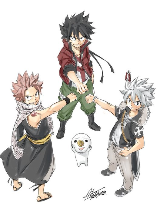 Fairy Tail 100 Years Quest Anime : fairy, years, quest, anime, Anime, Facts, Twitter:,