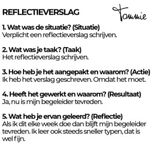 """Tommie Niessen on Twitter: """"Reflectieverslagen... Herkenbaar? ? #tommieindezorg… """""""