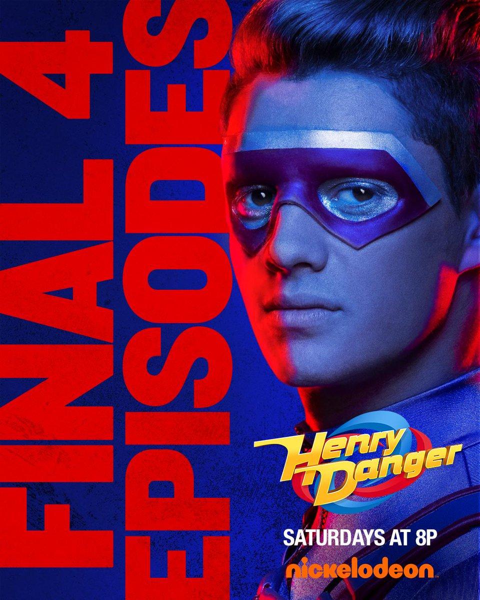 Henry Danger Final Episode : henry, danger, final, episode, Henry, Danger, Force, Twitter:,