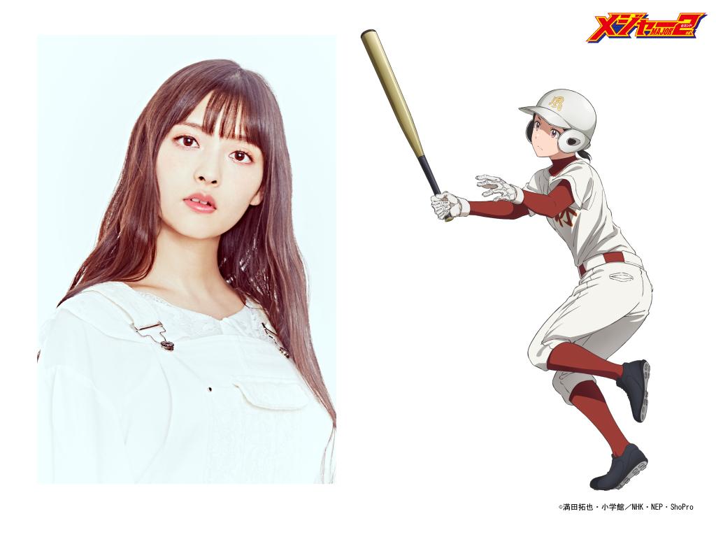動畫《棒球大聯盟 2nd》第二季 釋出第二彈宣傳影像,追加角色與片頭曲資訊 - nk940155的創作 - 巴哈姆特