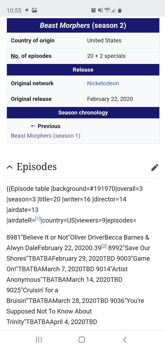 Power Rangers Beast Morphers Believe It Or Not : power, rangers, beast, morphers, believe, Opinions, Twitter:, Anyone, Confirm, This?, Image, #ToyTurd, Highlighting, Episode, Team-Up, Episodes, Titled, Collision, Course