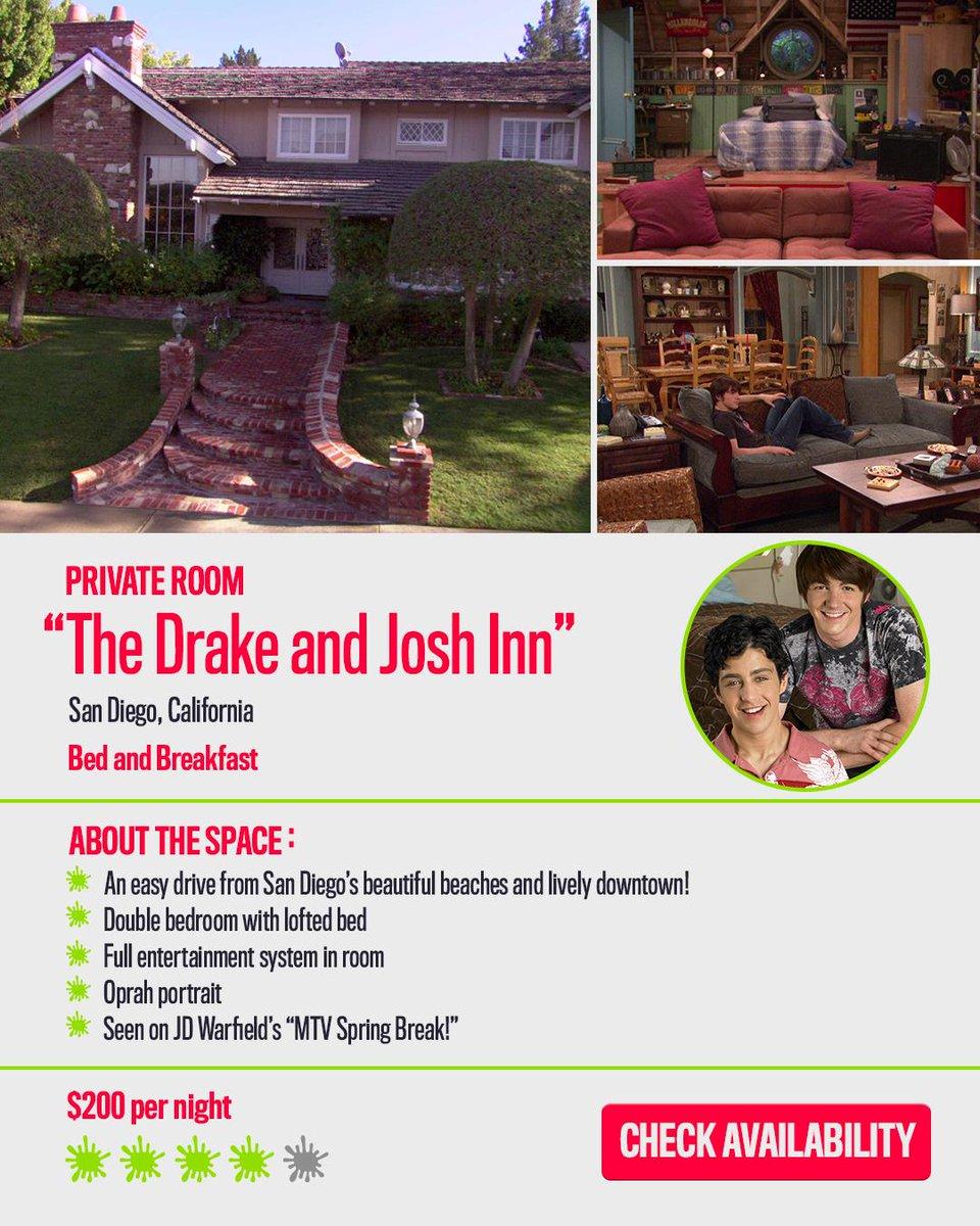 Drake And Josh 2020 : drake, TeenNick, Twitter:,