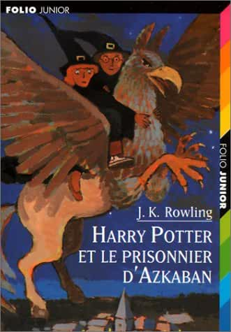 Harry Potter Tome 3 Pdf : harry, potter, Harry, Potter,, Potter, Prisonnier, D'Azkaban