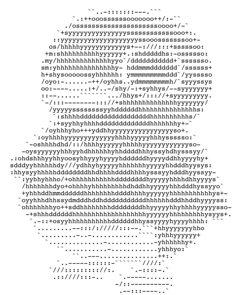 Ascii Art Twitter : ascii, twitter, Twitter:,