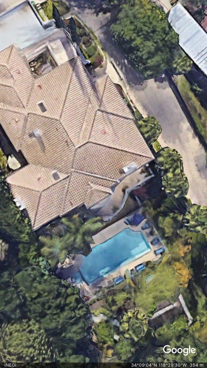 Where Is The Hype House Address : where, house, address, House, Google, Earth