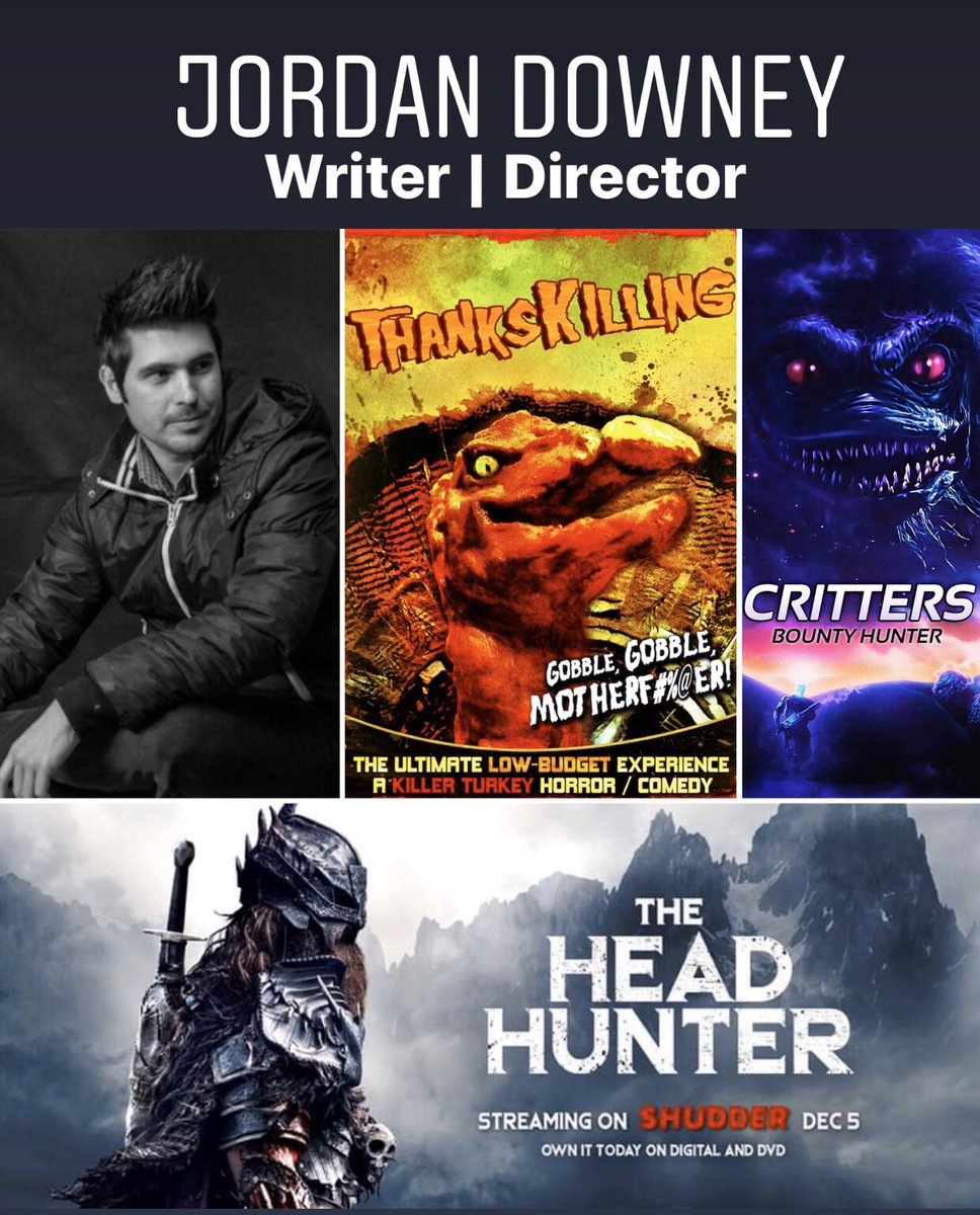 The Head Hunter Streaming : hunter, streaming, SANTA, CARLA🩸, Twitter:, #TheHeadHunter, Streaming, Exclusively, @Shudder!, Budget,, @scarejordan's, Visually, Beautiful, Storytelling, @chrisrygh's, Captivating, Performance, Really, Shines, Bright, Light